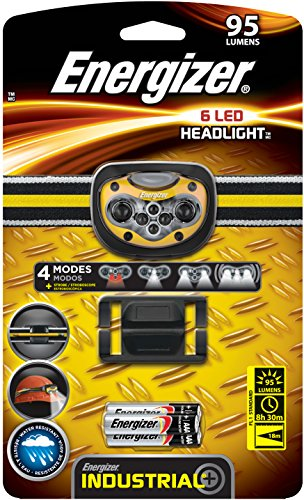 Energizer 6 Led Headlight With Bright Lights