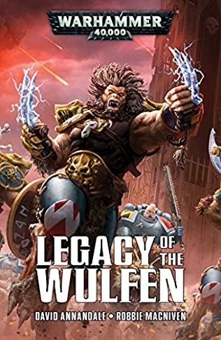 book cover of Legacy of the Wulfen