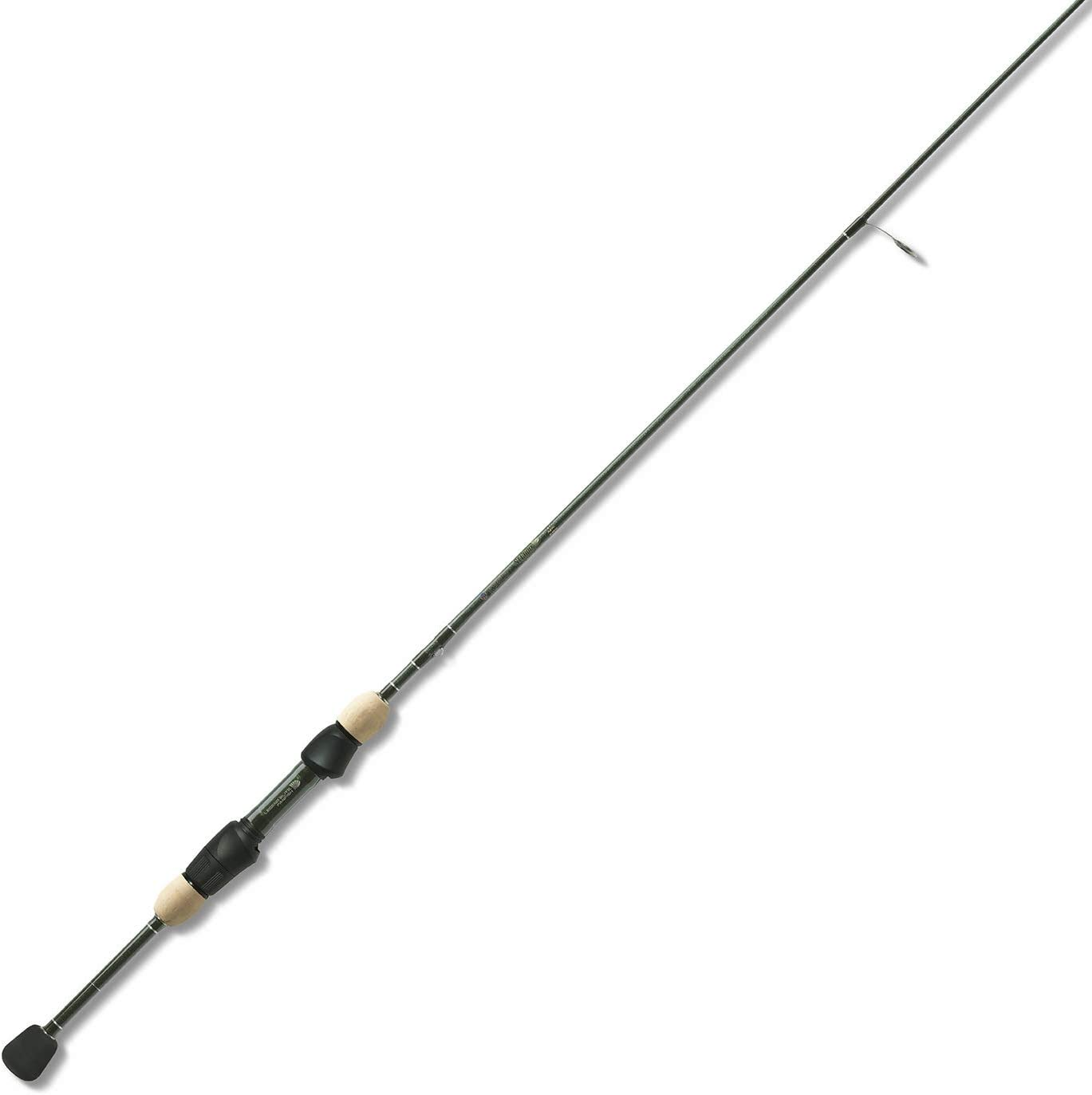 Ecooda 1-Piece Slow Pitch Jigging Spinning Casting Fishing Rod with Fuji K-Frame Alconite Ring Guide and Fuji Reel Seat Saltwater Freshwater 6 6 3 ML M MH Action Max Drag 24-39 Lbs
