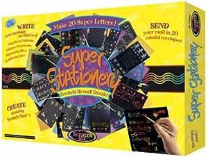 Scratch Magic Super Stationery Kit