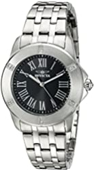 Invicta Women's 20370SYB Specialty Analog Display Quartz Silver Watch