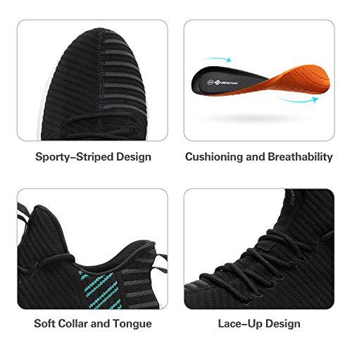 DREAM PAIRS Men's Mesh Running Shoes Lightweight Sneakers