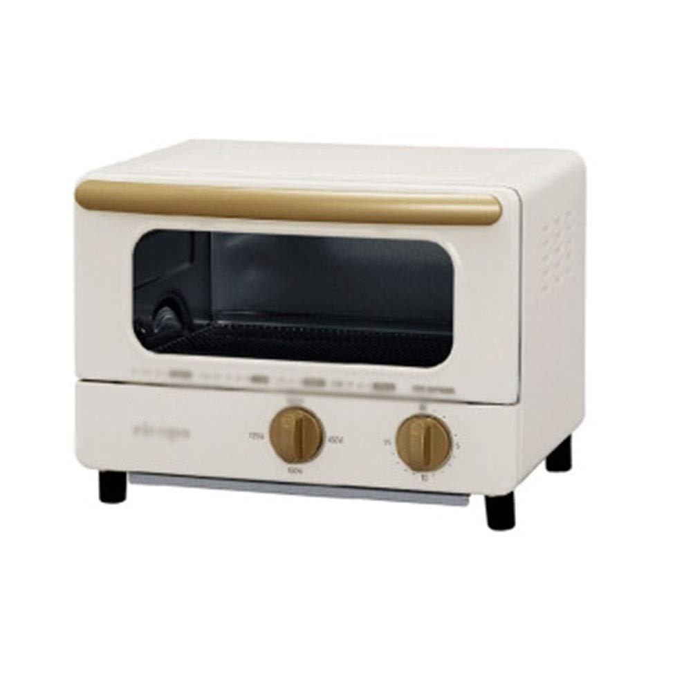 ZCYX オーブンミニオーブン家庭用ベーキングオーブン小型ロースト小型多機能小型オーブン -7487 オーブン (色 : 白) B07RT68KJD 白