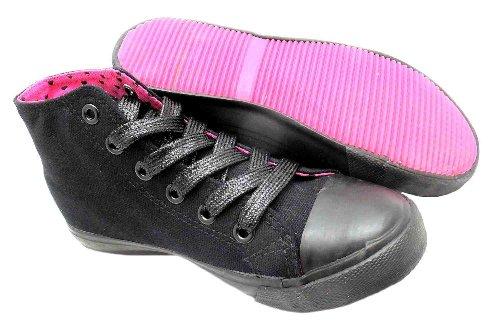Pineapple Girl's semestre Chaussures en toile