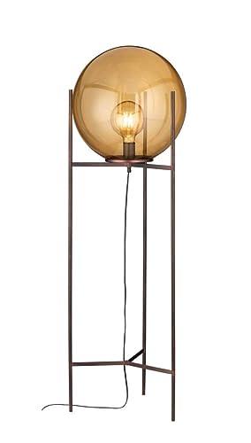 WOFI - Lámpara de interior, para salón, lámpara de pie, lámpara de ...