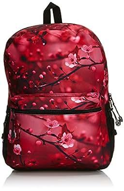 Majo Cherry Blossom - Mochila, color rosa/negro, talla única