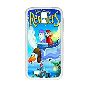 SANLSI The rescuers Case Cover For samsung galaxy S4 Case