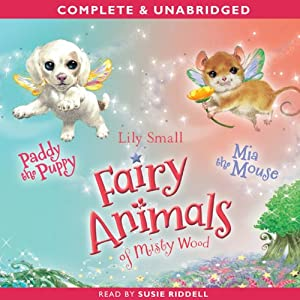Paddy the Puppy & Mia the Mouse Audiobook