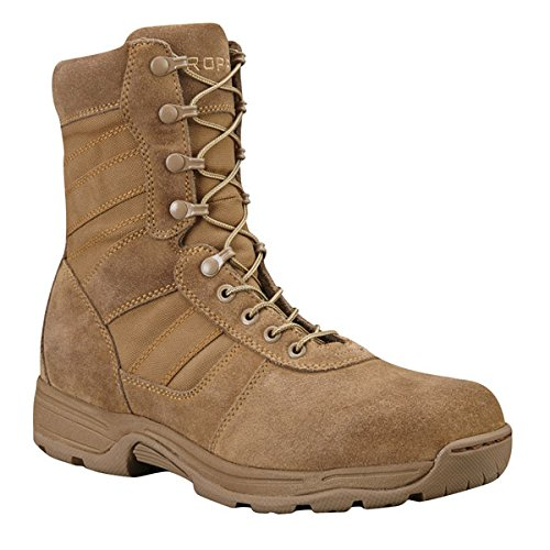 "Propper Men's Series 100 8"" Boot, Coyote, 7 W US"