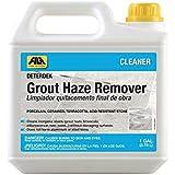 Fila Grout Haze Remover Deterdek 1 Gallon, Grout Cleaner for Porcelain Tile, Hard Surface Floor, Ceramic Tile, Terracotta, Acid Resistant Stone, Eco-Friendly