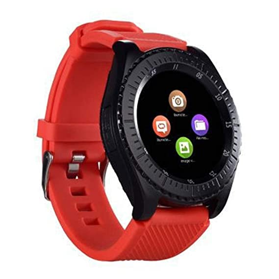 Smart Phone Smart Wearable Reloj Deportivo, Rojo
