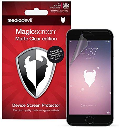 mediadevil-apple-iphone-6-6s-screen-protector-magicscreen-matte-clear-anti-glare-edition-2-x-protect