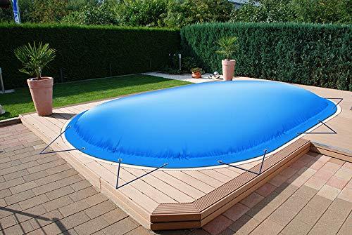 Calidad Profesional) Ovalado aufblasbare Poolplanen Piscinas ...