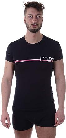Emporio Armani Underwear Camisa para Hombre: Amazon.es: Ropa y accesorios