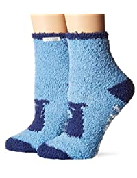 Life is Good Womens Snuggle Slipper Sock Collection