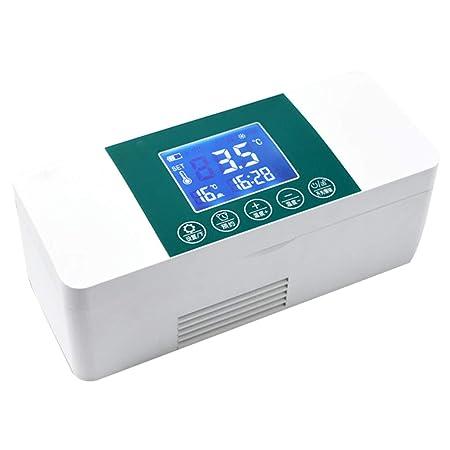 Refrigerador Para Auto USB PortáTil Refrigerador De Insulina Mini ...