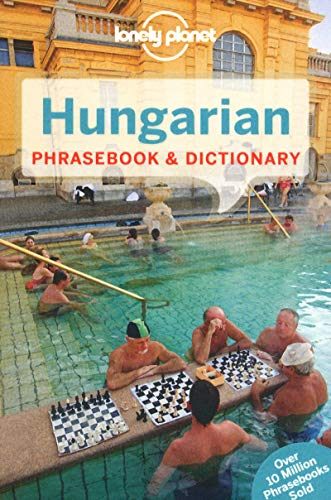 Lonely Planet Hungarian Phrasebook & Dictionary...