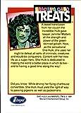 1991 Trading Card Treats National Safe Kids