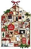 Zettelkalender – Genieß den Advent – mit 24 kreativen Rezepten und Basteleien