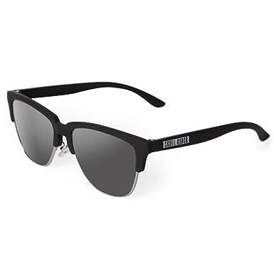 Skull Rider Herren Sonnenbrille schwarz blau nAwP7ja