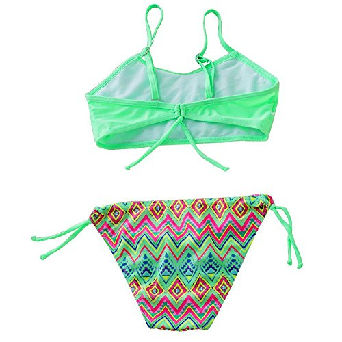 cdcd7e561dead Toddler Girl Swimsuit Size 2t Two Piece Bathing Suits for Girls Swimsuits  for Kids High Waisted