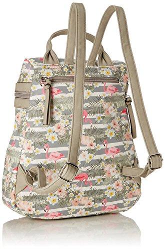 Sacs Portés Ava Weiß Tamaris 15x34x32 Cm b H off X Dos White T Backpack Femme Comb qtEEp