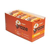 Graze Honey & Oats Protein Bites 30g (Pack of 15)