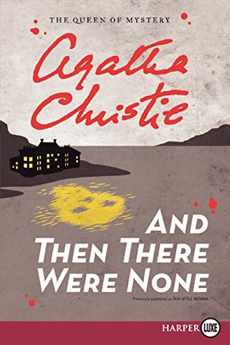Book Cover: And Then There Were None LP