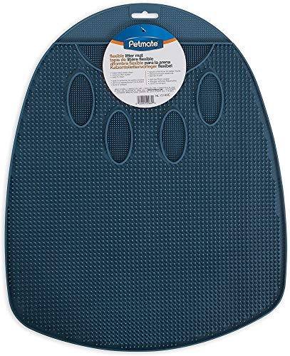 Petmate Flex Pet Rubber Cat Litter Mat