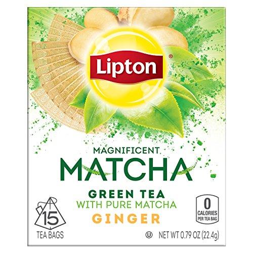 Lipton Green Tea Bags ( Pack of 4 )