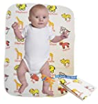 Baby Folding Travel Changing Mat Wipe...