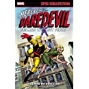 Daredevil Epic Collection: The Man Without Fear (Epic Collection: Daredevil)