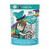 B.F.F. Omg - Best Feline Friend Oh My Gravy!, Seeya Sooner! With Chicken & Tuna In Gravy Cat Food By Weruva, 2.8Oz Pouch (Pack Of 12)