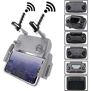 Globact Yagi-UDA Remote Controller Antenna Signal Booster Range Extender for DJI Mavic Mini/Mavic 2/PRO/DJI Spark/DJI Mavic Air/Autel EVO All Series Drone 5.8Ghz