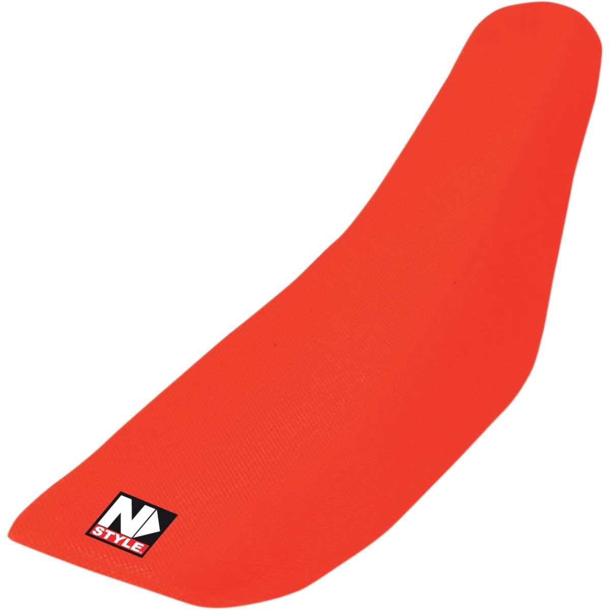 05-08 HONDA CRF450R: N-Style All-Trac 2 Gripper Seat Cover (Standard) (Red) LEPAZA67220 Z19-3593