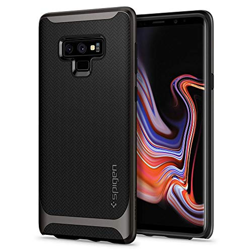 Spigen Neo Hybrid Designed for Galaxy Note 9 Case (2018) - Gunmetal