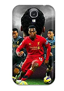High-end Case Cover Protector For Galaxy S4(daniel Sturridge)