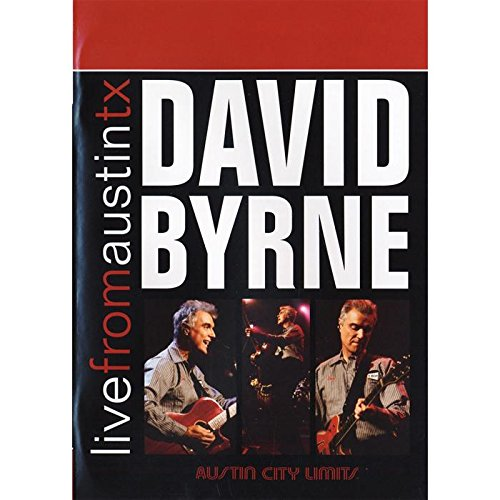 David Byrne: Live From Austin Texas (Tx Parts)