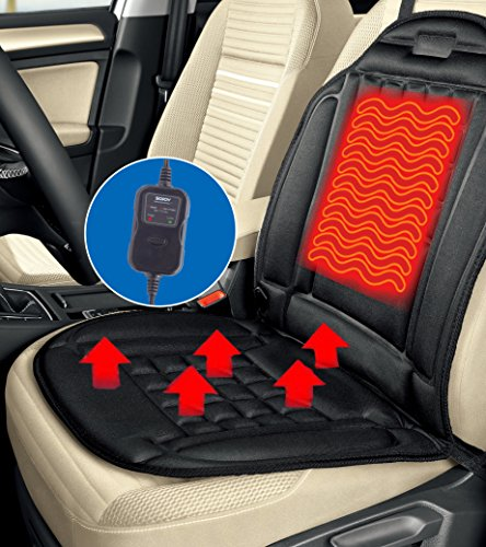 Compare Price: Battery Seat Heater