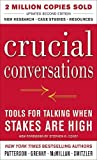 img - for Crucial Conversations Tools for Talking When Stakes Are High, Second Edition book / textbook / text book