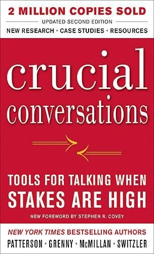 Picture of a Crucial Conversations Tools for Talking 884611683131,8580001040288,8601404310812,9780071771320