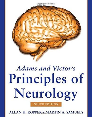 Adams and Victor's Principles of Neurology, Ninth Edition