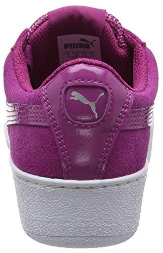 Rose Puma magenta Haze magenta Vikky Platform Tennis Haze Femme wrPrIaq