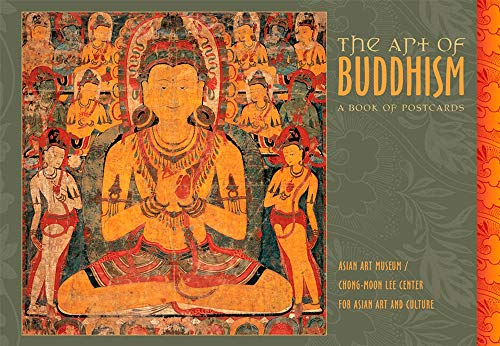 The Art of Buddhism, a Book of Postcards