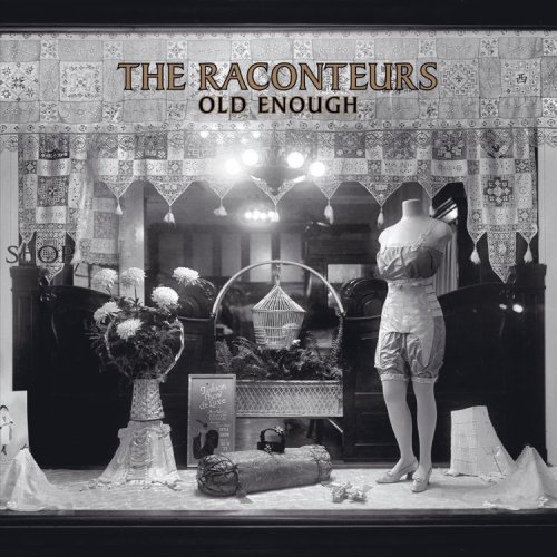 Lyrics old enough raconteurs