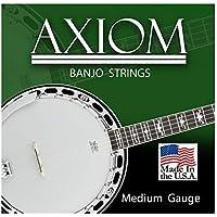 Axiom Banjo Strings - Medium