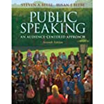 VangoNotes for Public Speaking: An Audience-Centered Approach, 7/e | Steven A. Beebe,Susan J. Beebe