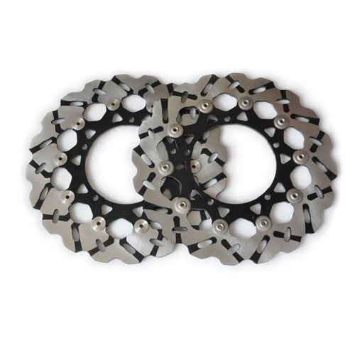 GOWE Front Rotor Brake Disc Sport Performance For Yamaha YZF R1 07 08 09 2010 [MT72]