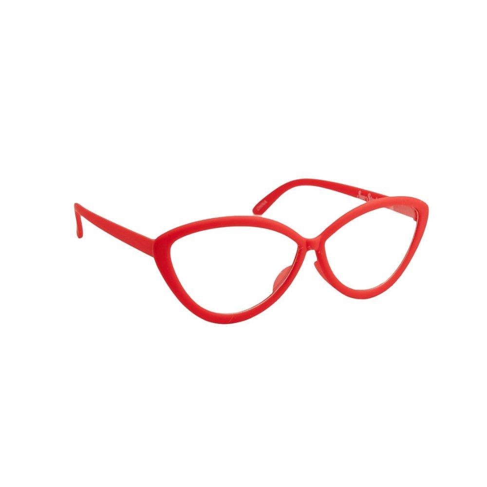 Bob's Burgers Linda Belcher's Red Costume Glasses