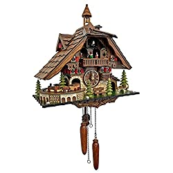 Alexander Taron Decorative Collectibles 48110QMT - Engstler Battery-operated Cuckoo Clock - Full Size